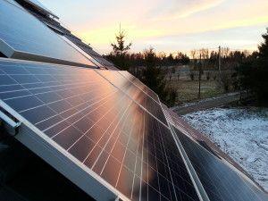 Moduły fotowoltaiczne IBC Solar