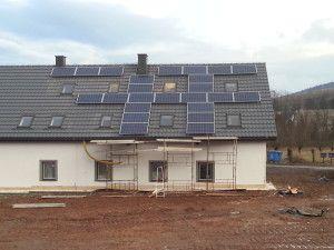 Instalacja fotowoltaiczna IBC Solar + SMA Solar