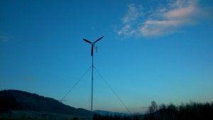 elektrownia wiatrowa Black 600